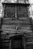 Maison de Viking Image stock