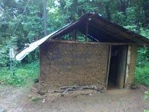 Maison de village Photos stock