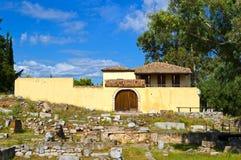 Maison de villageois Image libre de droits