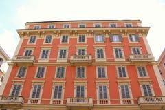 Maison de ville européenne Image libre de droits