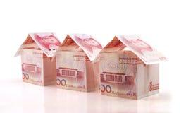 Maison de yuans Photo stock