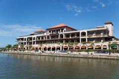 Maison Del Rio Melaka d'hôtel au Malacca Image stock