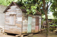 maison des Caraïbes Nicaragua de 90 ans Photos libres de droits