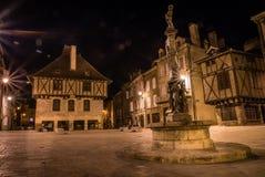 Maison des consuls στην πλατεία Mercadial σε Άγιο Cere στοκ φωτογραφία με δικαίωμα ελεύθερης χρήσης