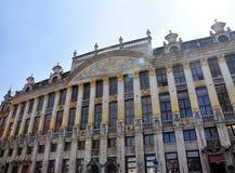 Maison des Ducs de Brabant, Brussels Royalty Free Stock Photos