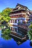 Maison des Tanneurs tanners house, Strasbourg, France Stock Photos