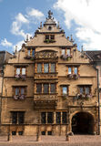Maison des Tetes in Colmar Royalty Free Stock Images