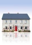 Maison douce à la maison Image stock