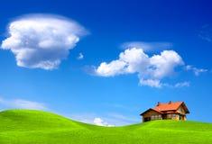 Maison douce Image libre de droits