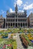 Maison du Roi in Brussels, Belgium Stock Image