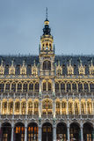 The Maison du Roi in Brussels, Belgium. Royalty Free Stock Image
