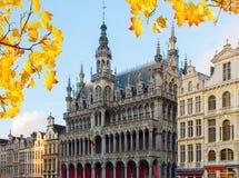 Maison du Roi, Brussels Stock Photos