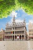 Maison du Roi, Brussels Stock Images
