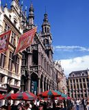 Maison du Roi, Brussels. Royalty Free Stock Photos