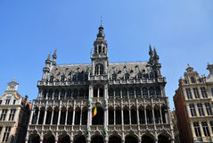 Maison du Roi, Brussels Stock Image