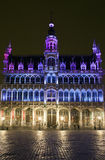 Maison du Roi (King's House) in Grand Place, Brussels Stock Photography