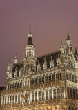 Maison Du Roi w Bruksela, Belgia. Zdjęcia Royalty Free