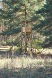Maison du ` s de chasseur photos libres de droits