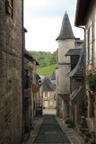 Maison Duche, Turenne ( France ) Royalty Free Stock Photography