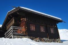 Maison en bois Image stock