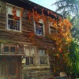 Maison en bois Photographie stock
