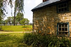 Maison en pierre - 4 Image stock