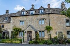 Maison en pierre dans le Cotswolds Image stock