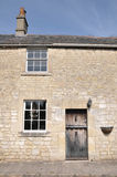 Maison en pierre idyllique Photos stock