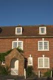 Maison en terrasse Photo libre de droits