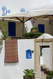 Maison en Tunisie Photos libres de droits