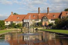 Maison encadrée de Tudor à RHS Wisley image libre de droits