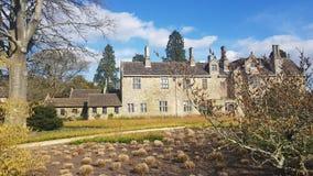 Maison et jardins d'endroit de Wakehurst photo libre de droits