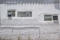 Maison extérieure dans la banlieue Photo libre de droits