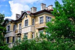 Maison fabuleuse Photo stock