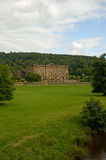 Maison grande dans le pays Photos stock
