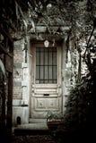 Maison hantée Image libre de droits