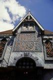 Maison hantée Images stock