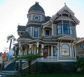 Maison historique à Alameda CA photographie stock libre de droits