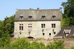 Maison historique Photo stock