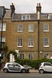 Maison historique de tweed de John, sculpteur Photos stock