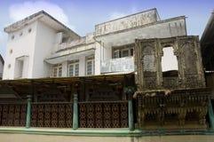 Maison indienne traditionnelle Photo libre de droits