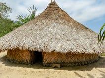 Maison indigène photographie stock libre de droits