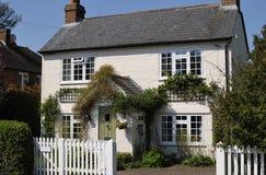 Maison isolée dans Shoreham, Kent, Angleterre photo libre de droits