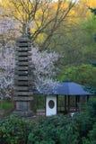 Maison japonaise Image stock