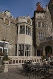 Maison Loma, château à Toronto, Canada Images libres de droits