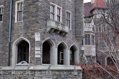 Maison Loma Toronto Photo libre de droits