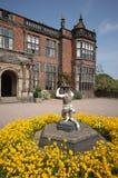 Maison majestueuse anglaise photos stock