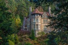 Maison majestueuse anglaise Images libres de droits