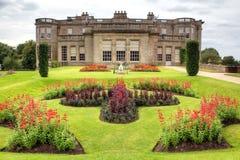 Maison majestueuse anglaise historique Photographie stock