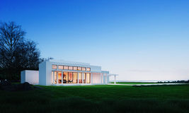 Maison moderne Image stock
